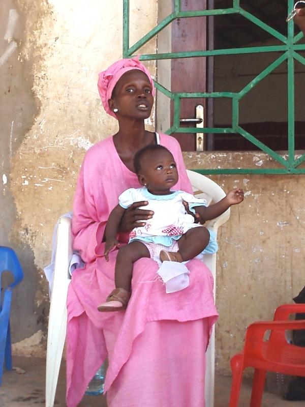 October – Ghana: Children's Lifeline / Children's Hospital Boston / Harvard University