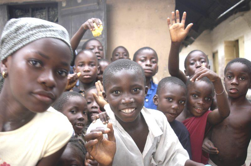 April – West Africa: Children's Lifeline / Lighthouse Medical Missions