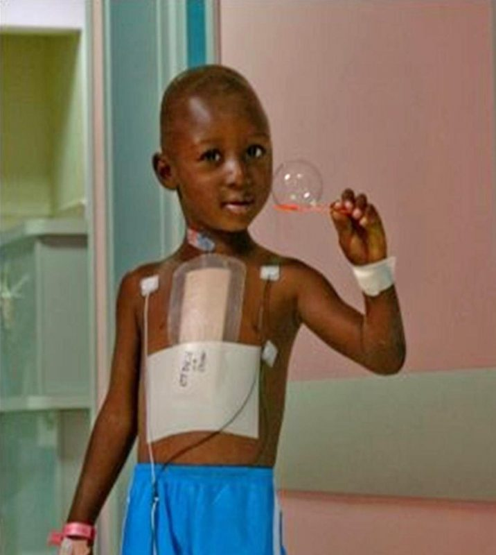 October – Ghana: Children's Lifeline / Children's Hospital Boston / Harvard Medical School
