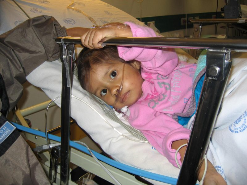 November – Ecuador: Children's Lifeline / Penn State Children's Hospital