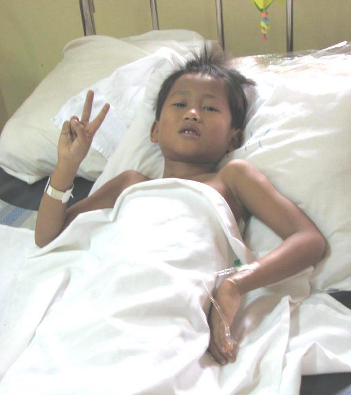 January – Cambodia: Children's Lifeline / Cambodia: Rady Children's Hospital / University of California San Diego