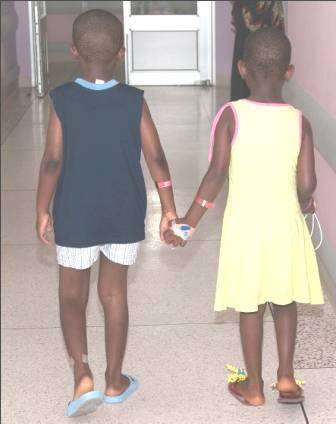 A Tale of Two Hearts – Children's Lifeline / Ghana Mission