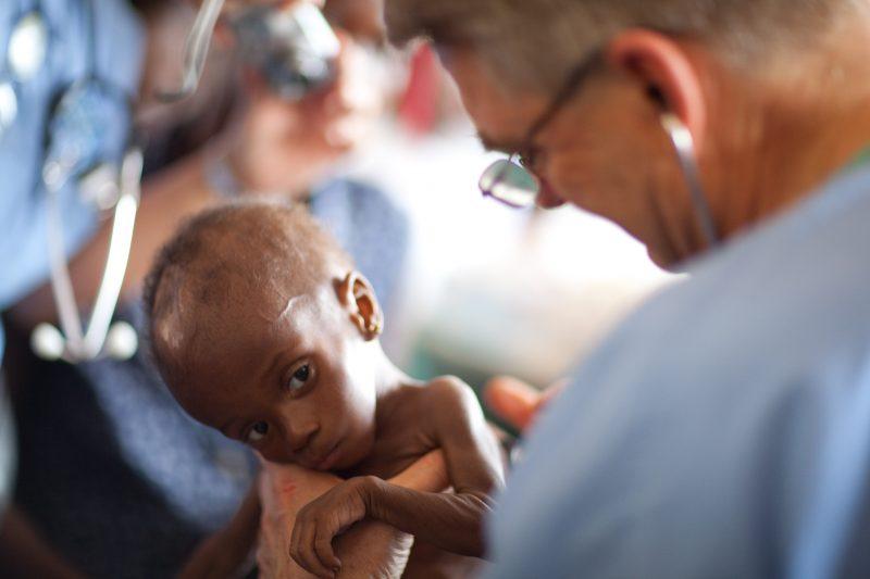 October – Sierra Leone: Children's Lifeline / Lighthouse Medical Missions