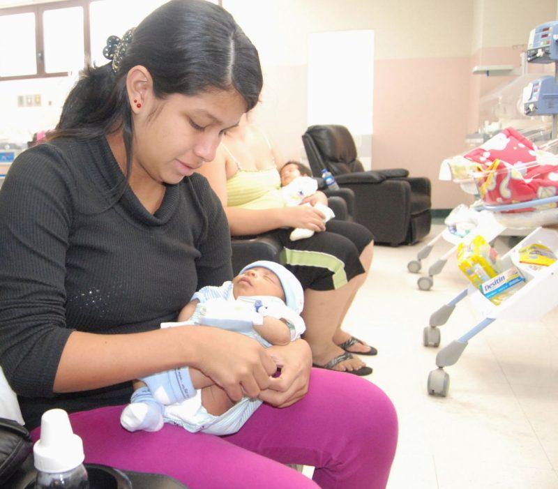 September – Ecuador: Children's Lifeline / Fredrick Memorial & Holy Cross Hospitals