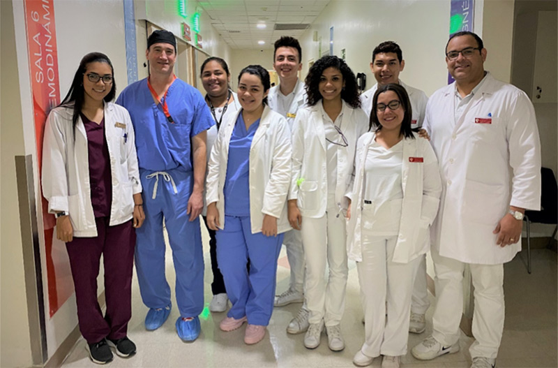 Panama / Dr. Michael Womack / Children's Lifeline